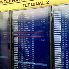 Photo taken at Terminal 2D by al j. on 6/18/2013