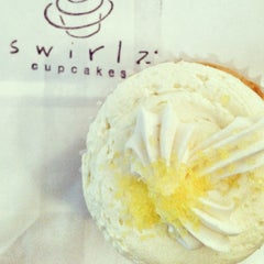 Photo taken at Swirlz Cupcakes by Sammy S. on 4/9/2013