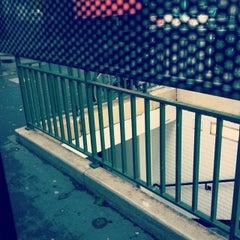 Photo taken at Arrêt Porte de Saint-Cloud [PC1,22,62,72,175,N12,N61] by Judy M. on 11/4/2013