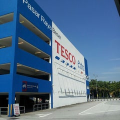 Photo taken at Tesco Extra by Hairul Levin on 5/18/2013