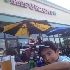 Photo taken at Beef O'Brady's by Eric H. on 7/24/2014