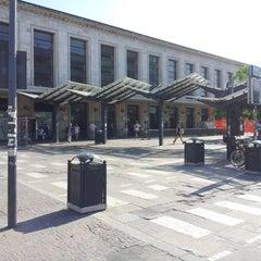 Photo taken at Stazione Padova by novambiente PD on 3/7/2013