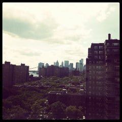 Photo taken at Grand St. & FDR Dr. by Stan K. on 8/13/2012