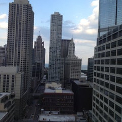 Photo taken at SpringHill Suites Chicago Downtown/River North by Robyn R. on 5/28/2012