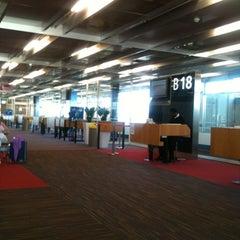 Photo taken at Gate B11 by Bernard S. on 8/8/2012
