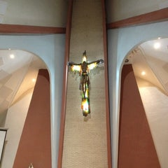 Photo taken at Chapel of St. Benedict by Melryan H. on 2/21/2012