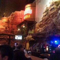 Photo taken at Jim Beam's Wild West Bar by Jake S. on 1/21/2012