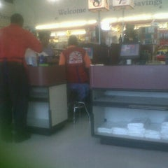 Photo taken at Hi-Lo Food Stores by Maurice R. on 10/6/2011