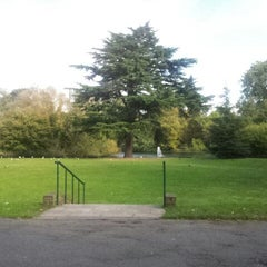 Photo taken at Bourne Hall Park by Ross M. on 10/10/2011