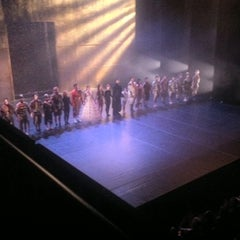 Photo taken at Sadler's Wells by Mike H. on 5/11/2012