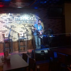 Photo taken at America's Bar by Rick A. on 8/22/2012
