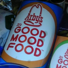 Photo taken at Arby's by Eddie H. on 1/11/2012