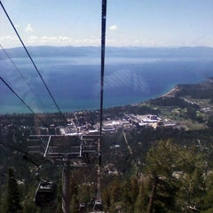 Photo taken at Heavenly Gondola by Mean Gene on 5/28/2012