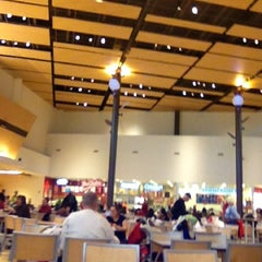 Photo taken at Christiana Mall Food Court by Kalypso F. on 12/20/2011