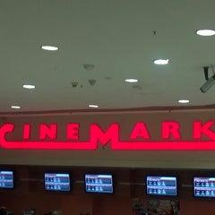 Photo taken at Cinemark by Moisés G. on 2/21/2012