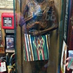 Photo taken at Ye Olde Curiosity Shop by Oasis C. on 8/11/2012
