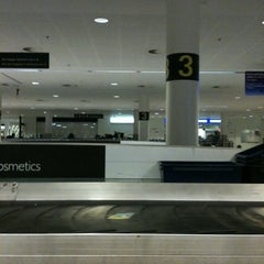 Photo taken at Bagageudlevering / Baggage Reclaim by Simone M. on 8/10/2011