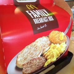 Photo taken at McDonald's Kota Bharu Drive Thru by Asfarinah M. on 3/13/2012