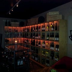 Photo taken at Naked Grape Wine Bar by Michael S. on 12/22/2011
