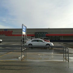 Photo taken at Meijer by Taisha W. on 1/6/2012