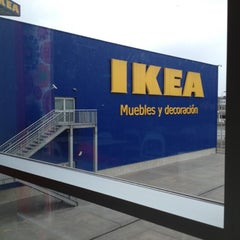 Photo taken at IKEA by María R. on 4/2/2012