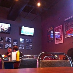 Photo taken at Frat Burger by Pete K. on 7/30/2011