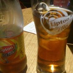 Photo taken at Gundulich cafe by Karlo M. on 8/26/2011