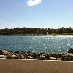 Photo taken at Cockatoo Island by Judith C. on 8/25/2012