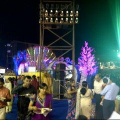 Photo taken at Suraj Water Park by Aniket M. on 12/18/2011