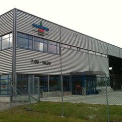 Photo taken at Maxbo Proff by Kjell E. on 5/18/2011