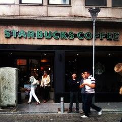 Photo taken at Starbucks by Marcelo Q. on 12/1/2011