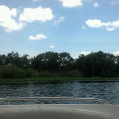 Photo taken at St. John's River by Lauren W. on 5/3/2012