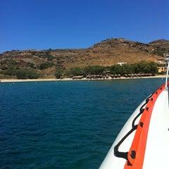 Photo taken at Porto Koundouros by Μαρινακι🍉 on 6/10/2012