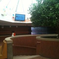 Photo taken at Schine Student Center by Thomas O. on 7/20/2011