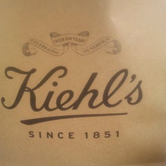 Photo taken at Kiehl's by Elena R. on 8/26/2012