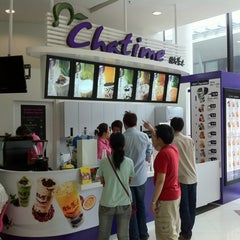 Photo taken at Chatime by penman on 3/29/2011