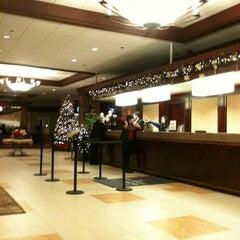 Photo taken at DoubleTree by Hilton Hotel Sacramento by Rodel M. on 12/8/2011