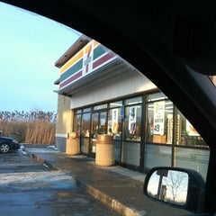 Photo taken at 7-Eleven by Dave B. on 1/21/2012