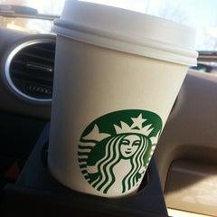 Photo taken at Starbucks by Myra S. on 2/25/2012
