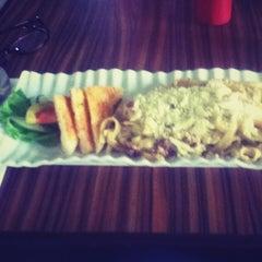 Photo taken at AROSA cafe & family karaoke by Aidha on 6/29/2012