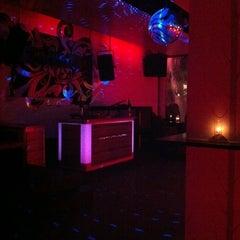 Photo taken at Corbu Lounge by Brandon W. on 9/22/2011