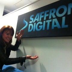 Photo taken at Saffron Digital by Christine on 2/29/2012