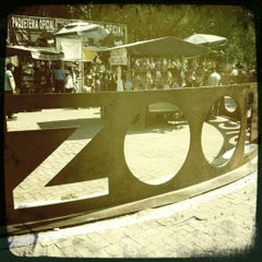 Photo taken at Zoológico de Chapultepec by Christian d. on 12/28/2011