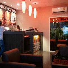Photo taken at Rabika Coffee by TjAum on 1/2/2011