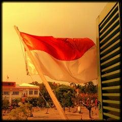 Photo taken at Museum Sejarah Jakarta (Museum Fatahillah) by Bayu Syerli R. on 8/18/2012