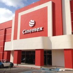 Photo taken at Cinemex by Rene R. on 5/27/2012