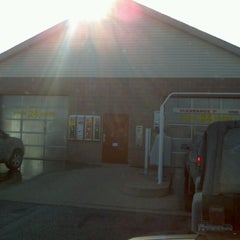 Photo taken at Car Wash by Tony L. on 1/15/2012