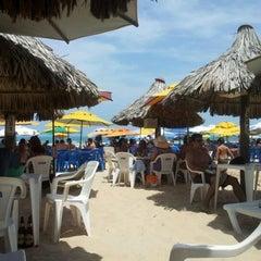 Photo taken at Barraca Vira Verão by Erico A. on 2/10/2012
