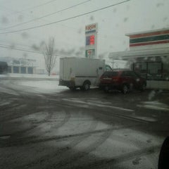 Photo taken at 7-Eleven by Patricia M. on 1/3/2012