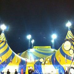 Photo taken at Ovo Cirque du Soleil by Alinochka S. on 3/23/2012